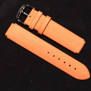 New Philip Stein Leather Watch Band